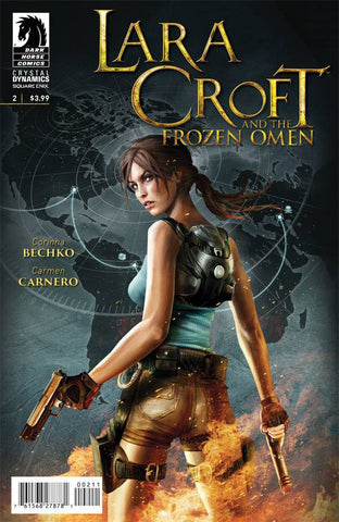 LARA CROFT FROZEN OMEN #2 (OF 5)