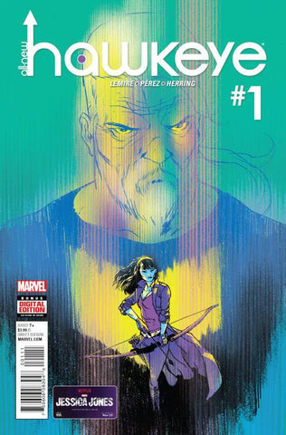 All New Hawkeye #1 ANAD