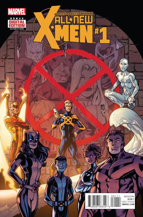 All New X-Men #1 ANAD