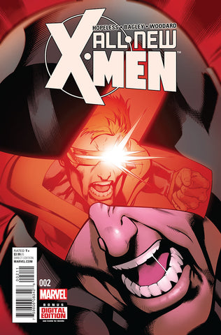 ALL NEW X-MEN ANAD #2