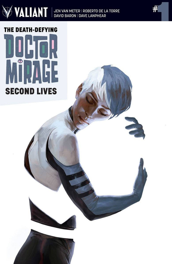 The Death Denying Doctor Mirage Second Lives #1 Cover A DJURDJEVIC
