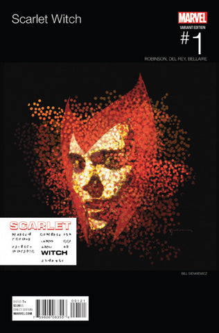 SCARLET WITCH #1 HIP HOP VARIANT