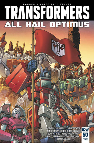 Transformers #50