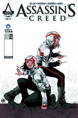Assassin's Creed #6 Cover A