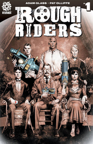 Rough Riders #1