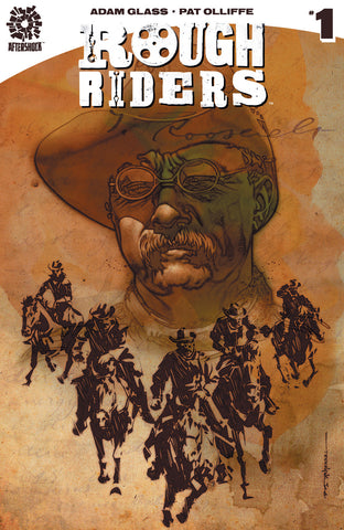 ROUGH RIDERS #1 BRIAN STELFREEZE VARIANT