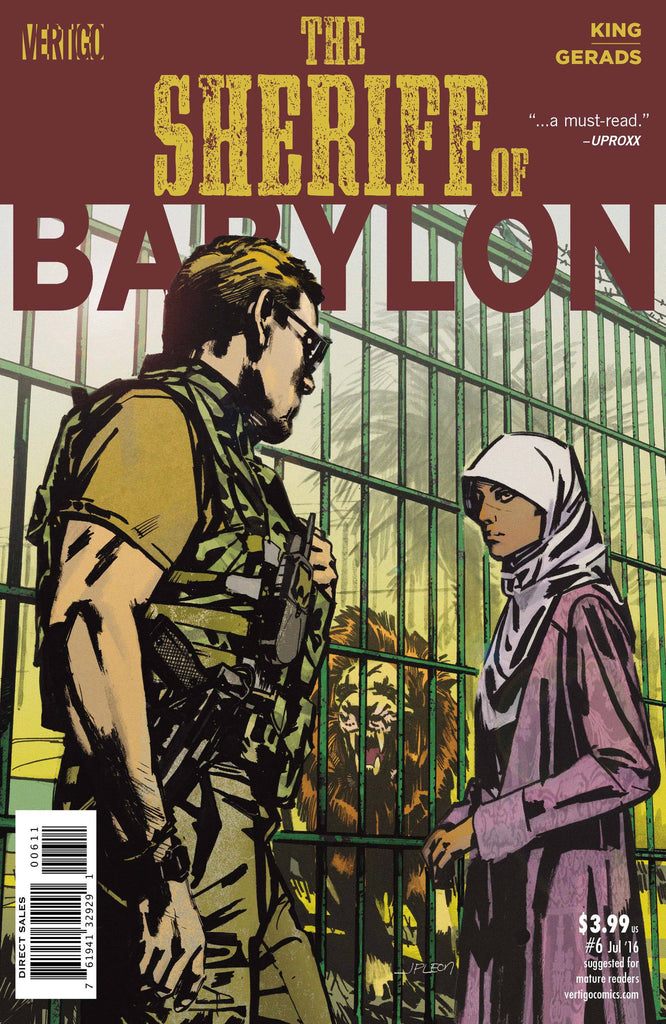 The Sheriff of Babylon #6