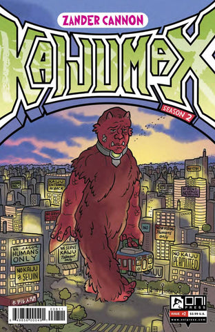 Kaijumax Season Two #2