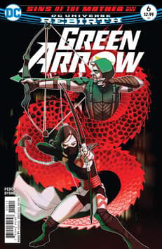 GREEN ARROW (REBIRTH) #6