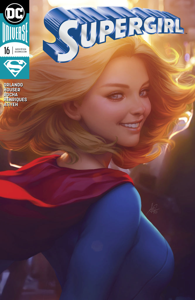ARTGERM - Supergirl Covers