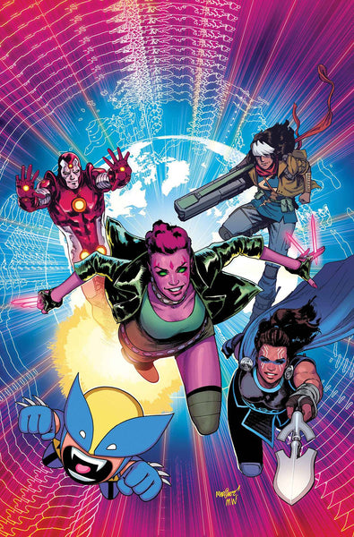 EXILES #1 Collector's Pack Pre-order