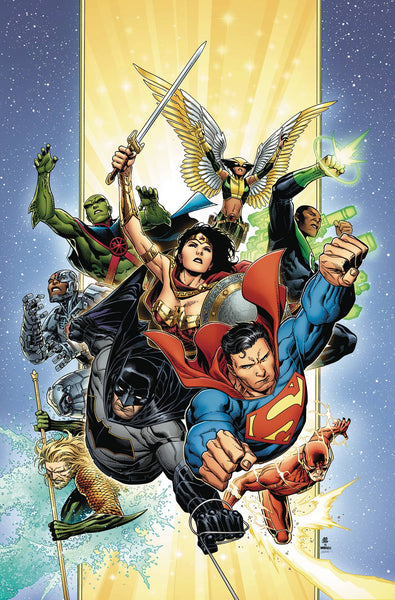 JUSTICE LEAGUE #1 - 2018 - Collector's Pack Pre-order