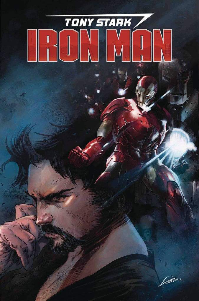 TONY STARK: IRON MAN #1 Collector's Pack Pre-order