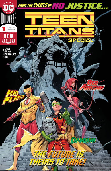 TEEN TITANS #20 SPECIAL Collector's Pack Pre-order