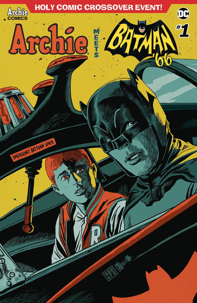 ARCHIE MEETS BATMAN 66 #1 Collector's Pack Pre-order