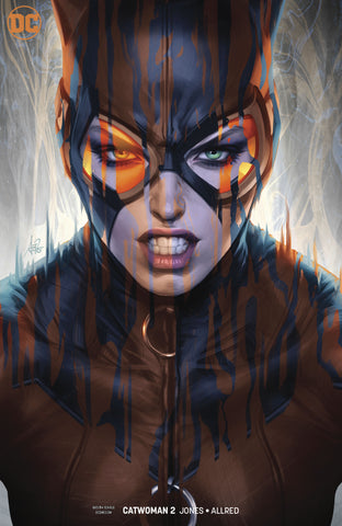 ARTGERM - Catwoman Covers