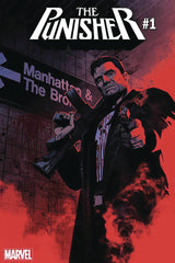 THE PUNISHER #1 Collector's Pack Pre-order