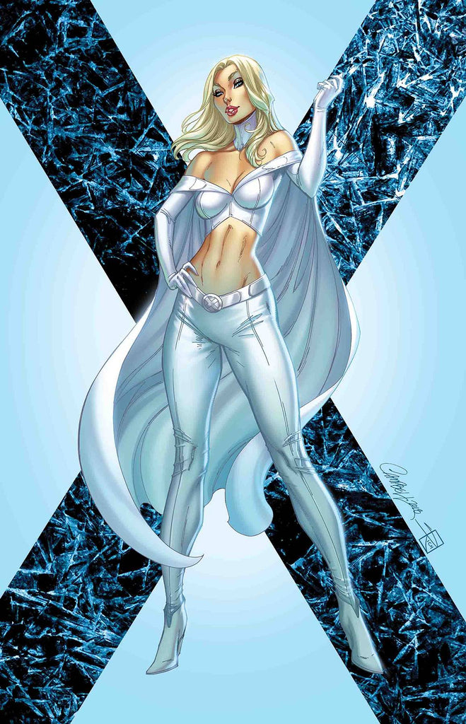 X-MEN BLACK EMMA FROST #1 - J. Scott Campbell Cover