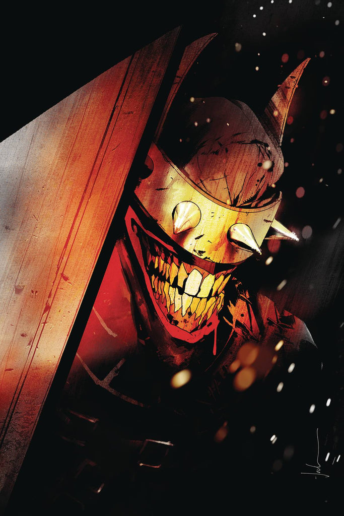 BATMAN WHO LAUGHS #1 Collector's Pack Pre-order