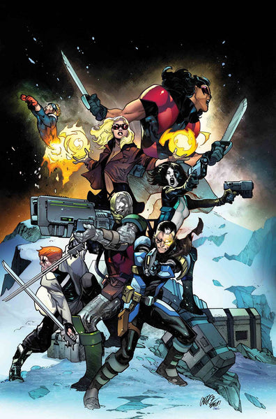 X-FORCE #1 Collector's Pack Pre-order