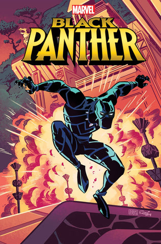 MARVEL ACTION BLACK PANTHER #1 Collector's Pack Pre-order
