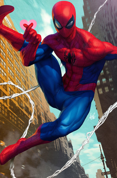 ARTGERM - Spider-man Covers