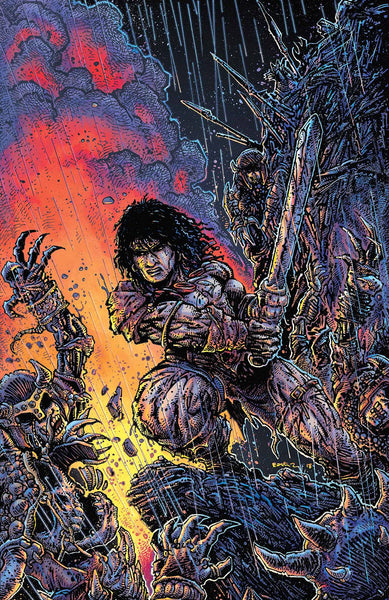 SAVAGE SWORD OF CONAN #1 Collector's Pack Pre-order