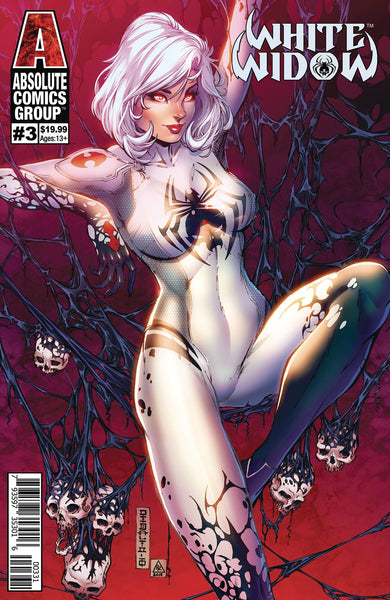 WHITE WIDOW #3 Collector's Pack Pre-order