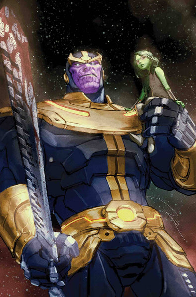 THANOS #1 Collector's Pack Pre-order