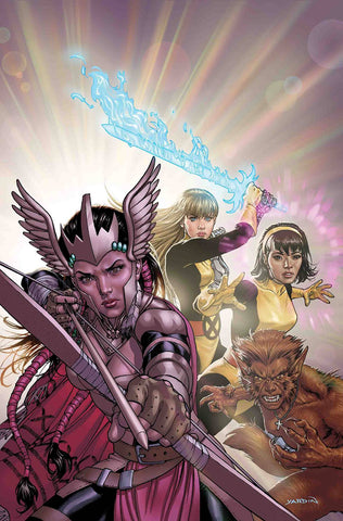 WAR OF THE REALMS UNCANNY X-MEN #1 Collector's Pack Pre-order