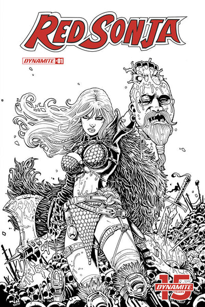 RED SONJA #1 Collector's Pack Pre-order
