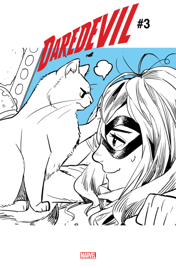 MARVEL MEOW CAT VARIANT COVER Collector's Pack Pre-order