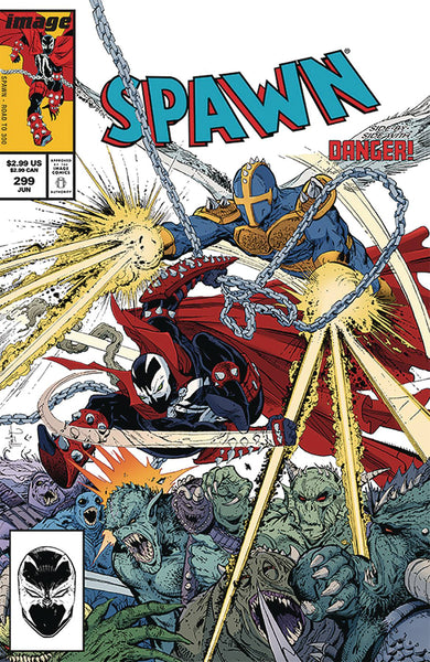 SPAWN #299 AMAZING SPIDER-MAN HOMAGE Cover Pack Pre-order