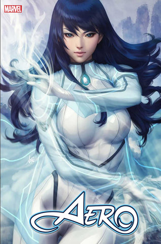AERO #1 VARIANT COVER BY ARTGERM