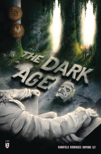DARK AGE #2 Collector's Pack Pre-order