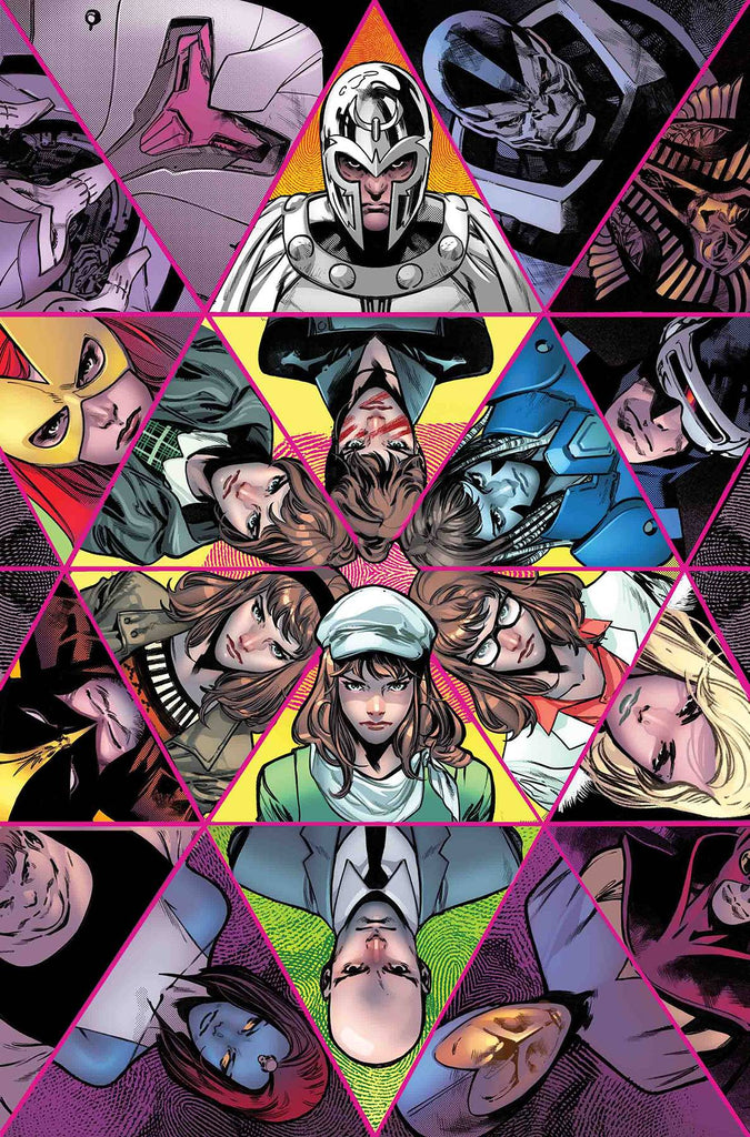 HOUSE OF X #2 Collector's Pack Pre-order