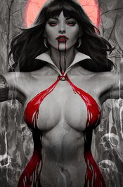 ARTGERM - Vampirella Covers