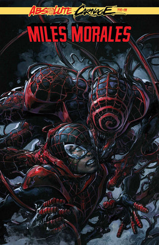 ABSOLUTE CARNAGE MILES MORALES #2 Collector's Pack Pre-order