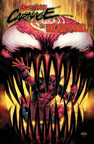 ABSOLUTE CARNAGE VS DEADPOOL #2 Collector's Pack Pre-order