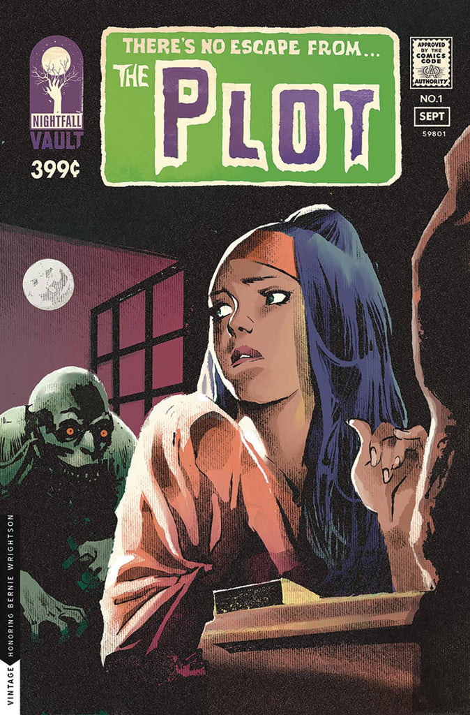 PLOT #1 Collector's Pack Pre-order