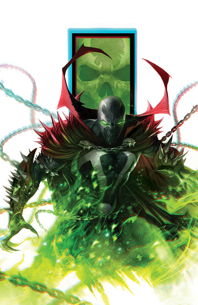 SPAWN 301 L ALEX ROSS VIRGIN VARIANT NM