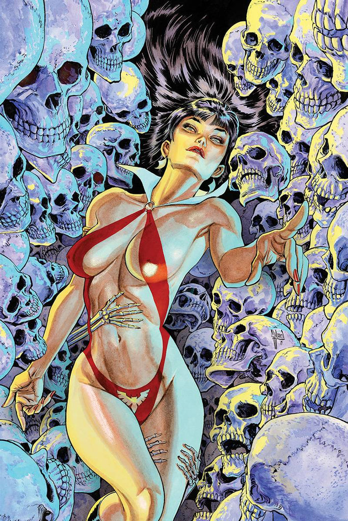 VAMPIRELLA #3 - MARCH VARIANT COVER PACK