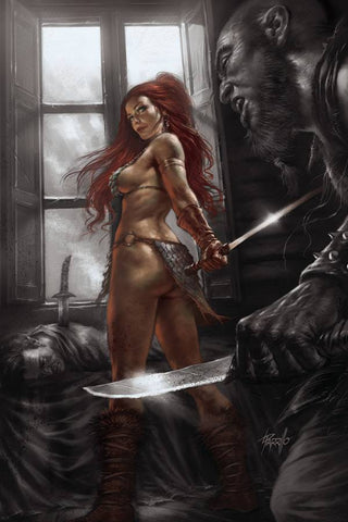 RED SONJA BIRTH OF SHE DEVIL #2 PARILLO Variant Covers Pre-order