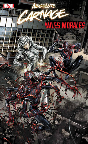 ABSOLUTE CARNAGE MILES MORALES #3 Collector's Pack Pre-order