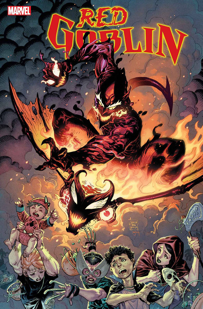 RED GOBLIN RED DEATH #1 Collector's Pack Pre-order