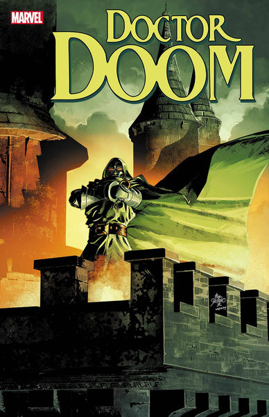 DOCTOR DOOM #1 Collector's Pack Pre-order