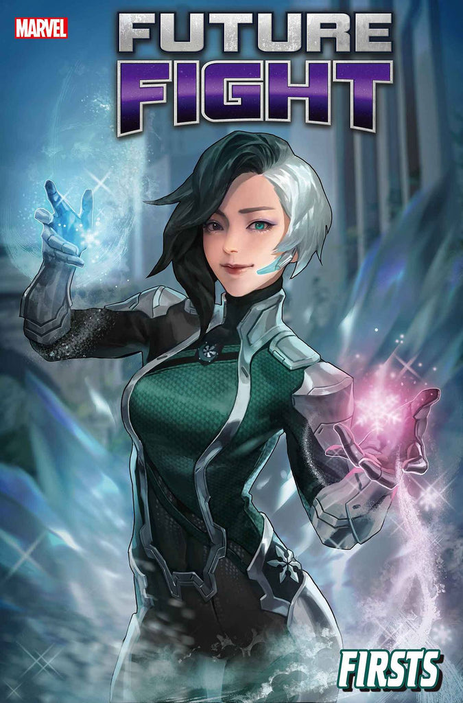 FUTURE FIGHT FIRSTS LUNA SNOW #1 Collector's Pack Pre-order