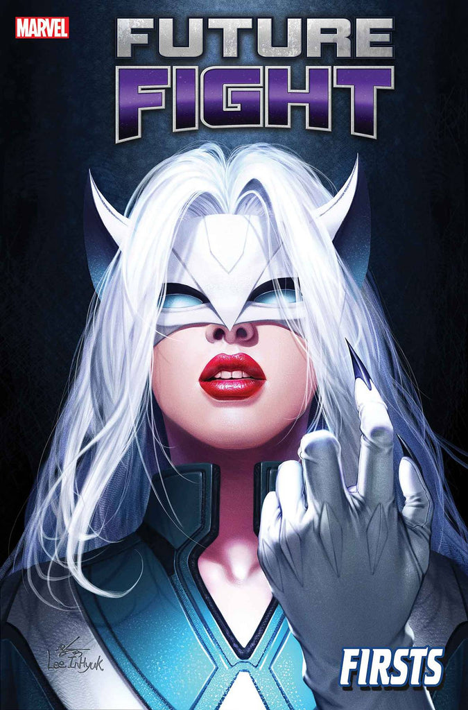 FUTURE FIGHT FIRSTS WHITE FOX #1 Collector's Pack Pre-order