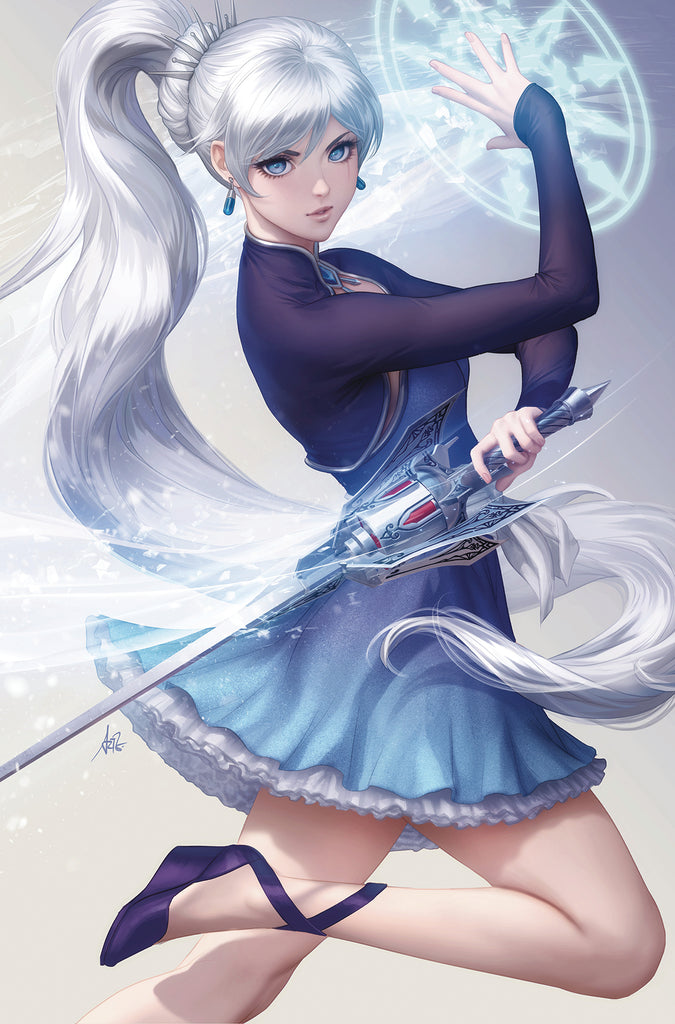 ARTGERM - RWBY Covers
