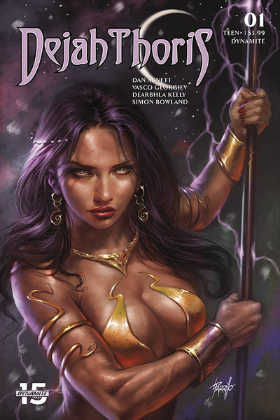 DEJAH THORIS (2019) #1 Lucio Parrillo Collector's Pack Pre-order